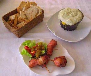 bacon-prawns-eggplant