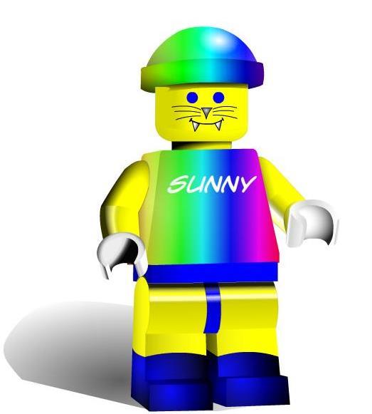 lego sunny