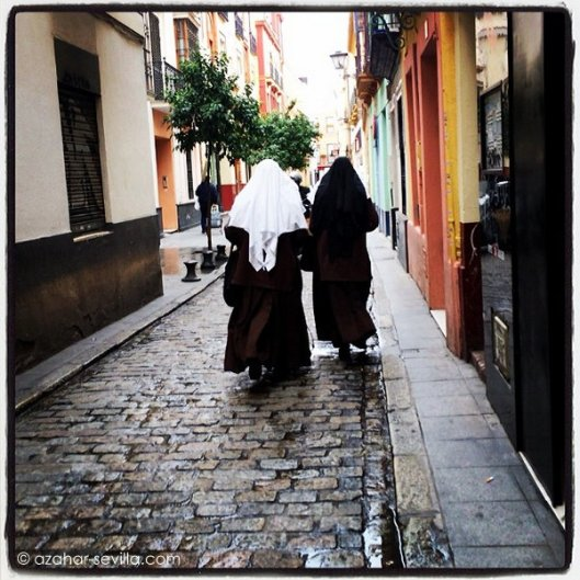 nuns on the run