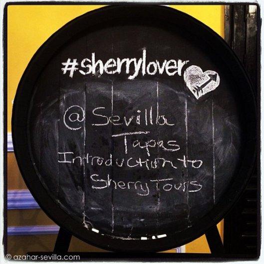 sherry lover