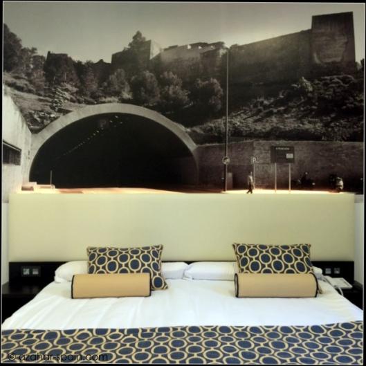 malaga hotel soho