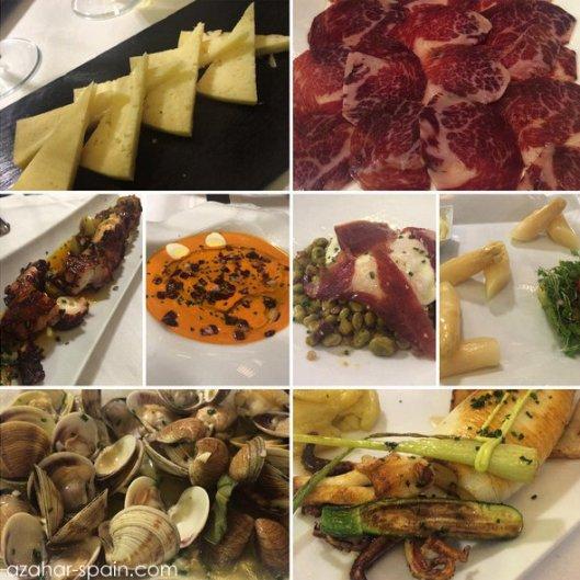 malaga feast