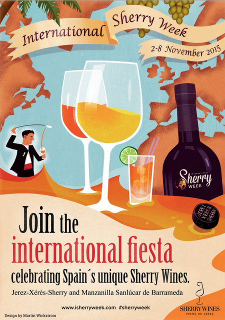 sherry week