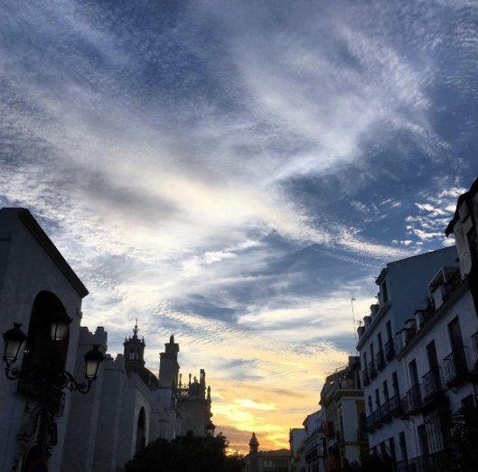 autumny-sky