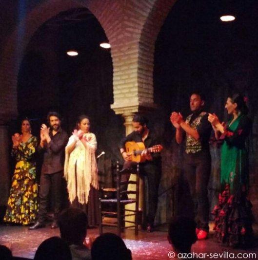 Museo Del Baile Flamenco.Museo Del Baile Flamenco Casa Azahar