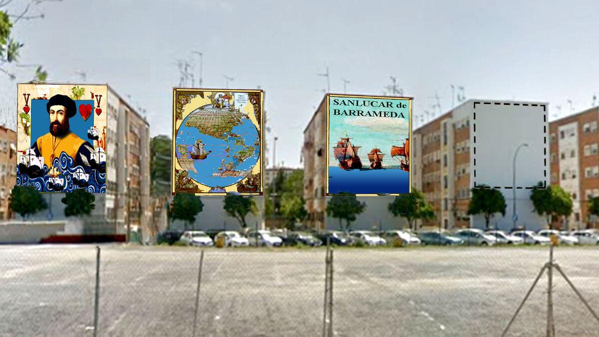 alex murals
