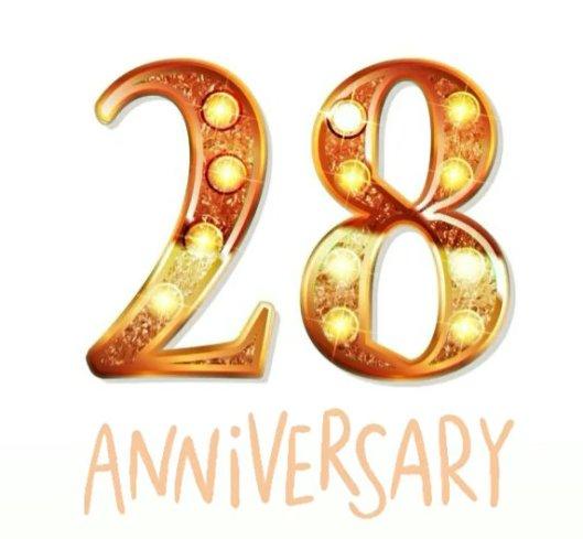 28 anniversary
